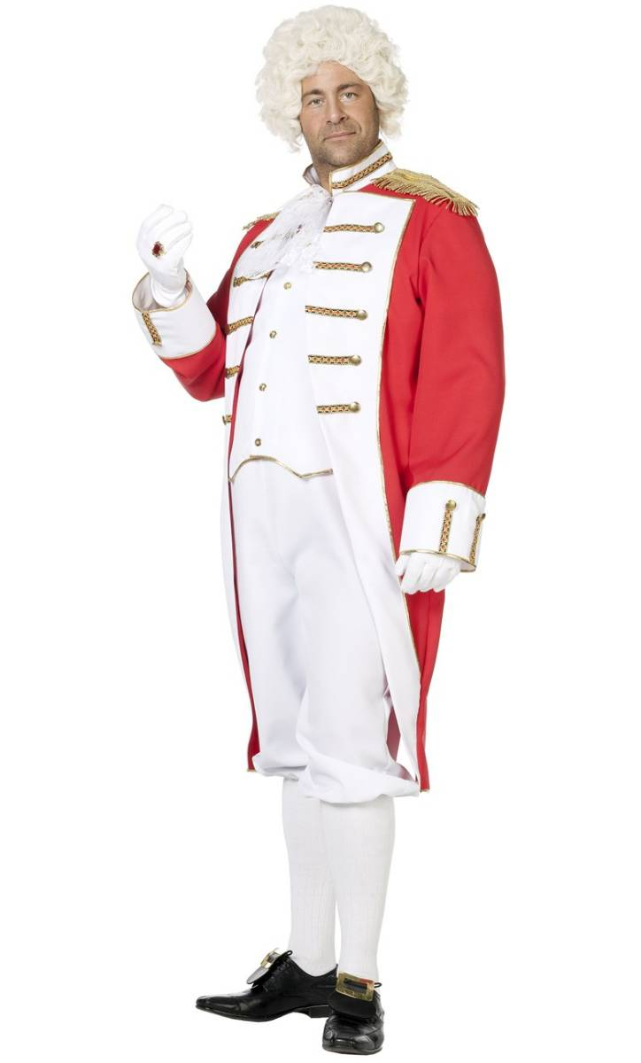 Costume-Garde-Royale-grande-Taille-XL-XXL