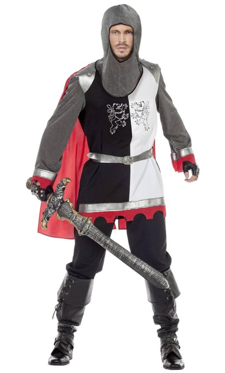 Costume chevalier homme-v19910