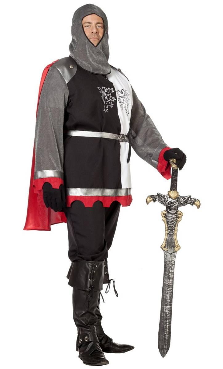 Costume-Chevalier-Grande-Taille