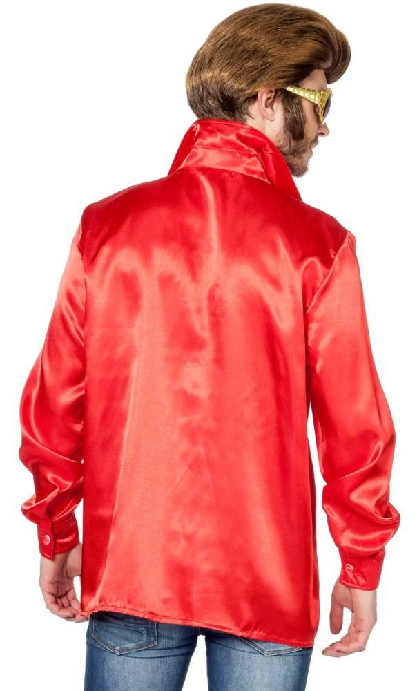 Chemise-Disco-luxe-rouge-grande-tailleXL-XXL-XXXL-2