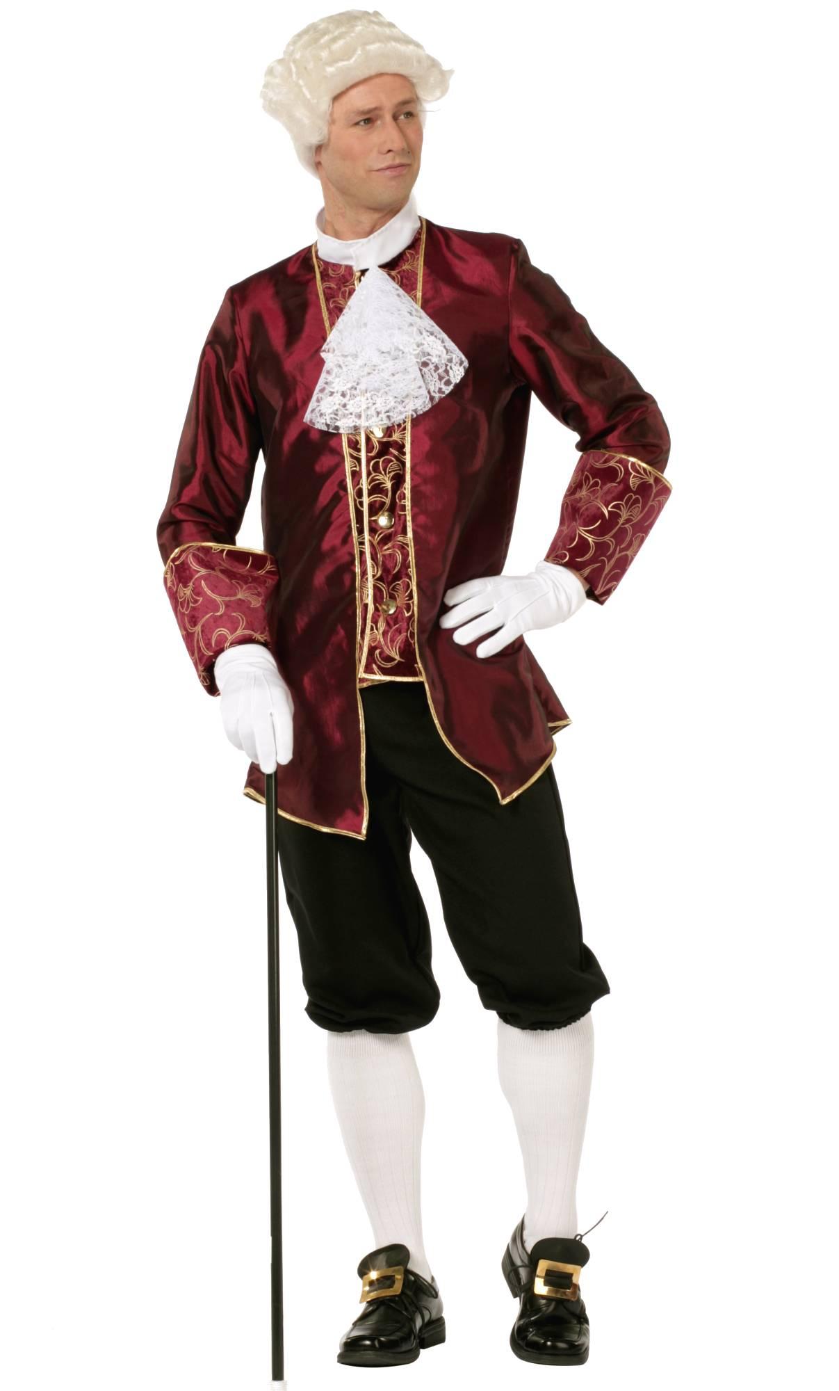 Costume-Marquis-bordeaux