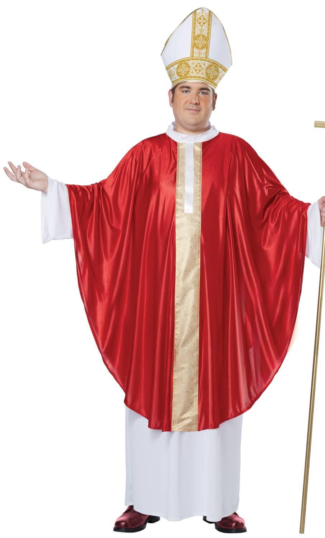 Costume-de-Pape-XXL-XXXL