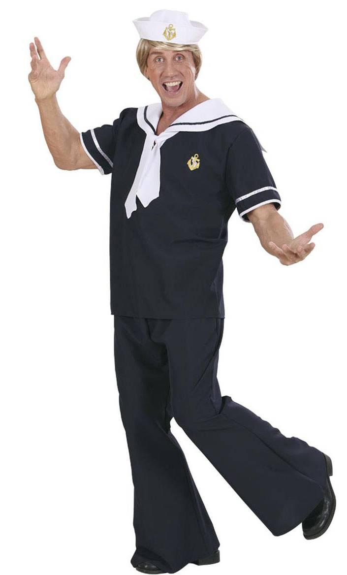 Costume-de-marin-taille-XL
