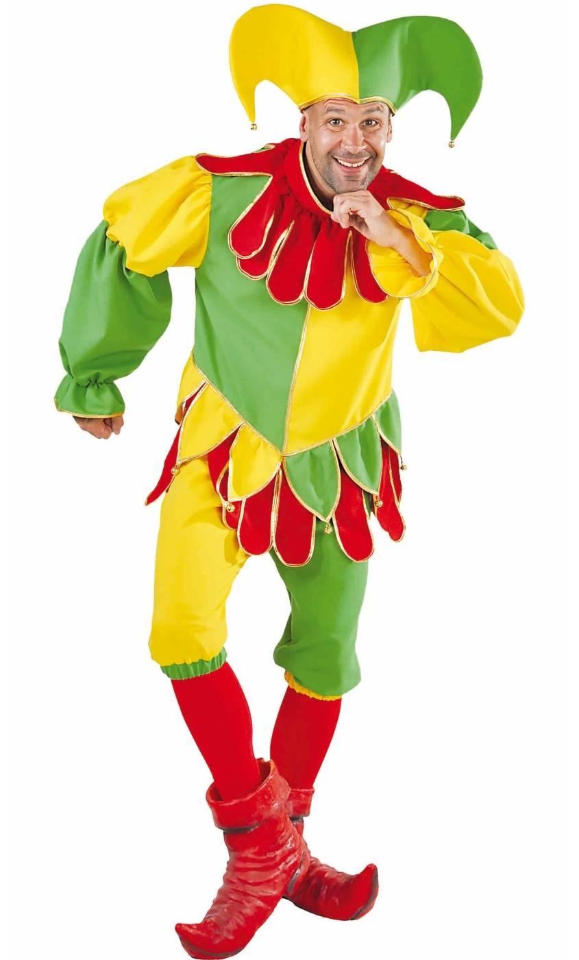 Costume de bouffon