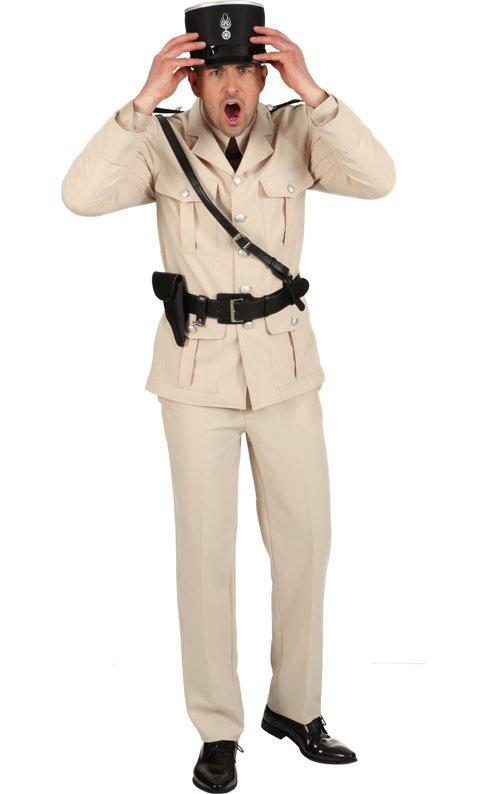 Déguisement-de-gendarme