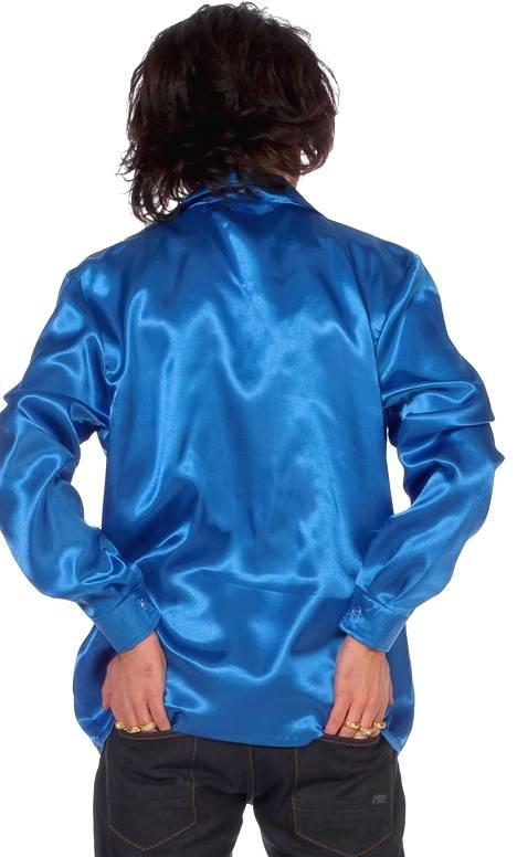 Chemise-Disco-luxe-bleue-2