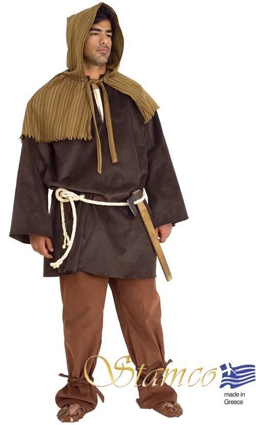 costume paysan m u00e9di u00e9val
