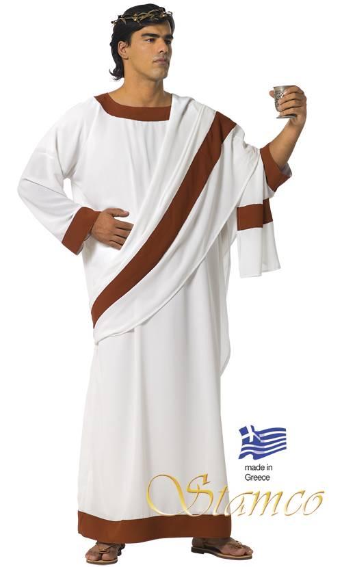 Costume-Antique-avec-toge