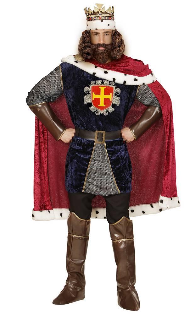 Costume roi arthur
