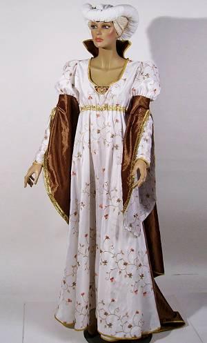 Robe-Dame-Médiévale-F1