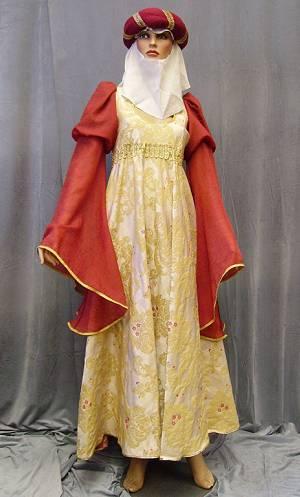 Costume-Dame-Médiévale-F2