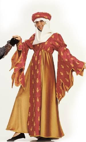 Costume-Médiévale-Femme-luxe
