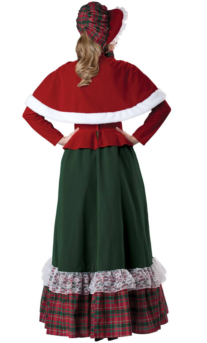 Costume-Mère-Noël-Tradition-2