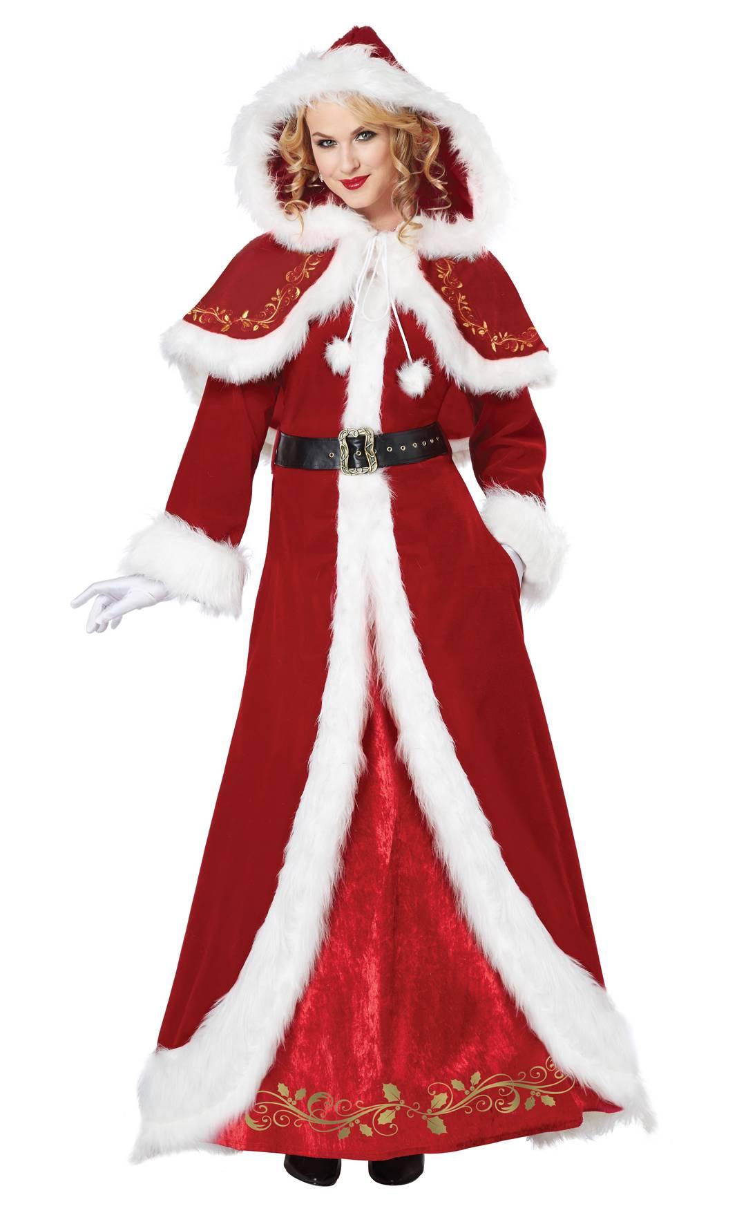 Costume-M�re-No�l-Tradition