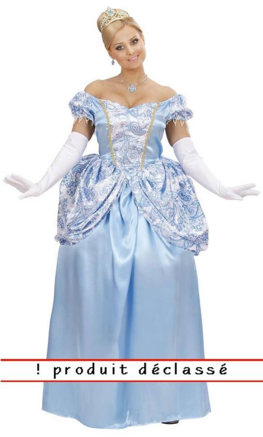 Robe Princesse Autrichienne Choix 2 Deguisement Adulte Femme V21032 Atelier Mascarade