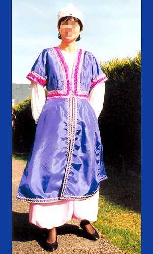 Déguisement-Sultane-Femme
