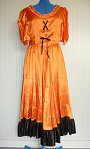 Robe-Cancan-orange