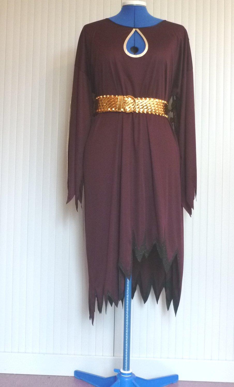Costume-Sorcière