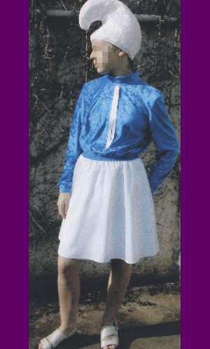 Costume-Lutinette