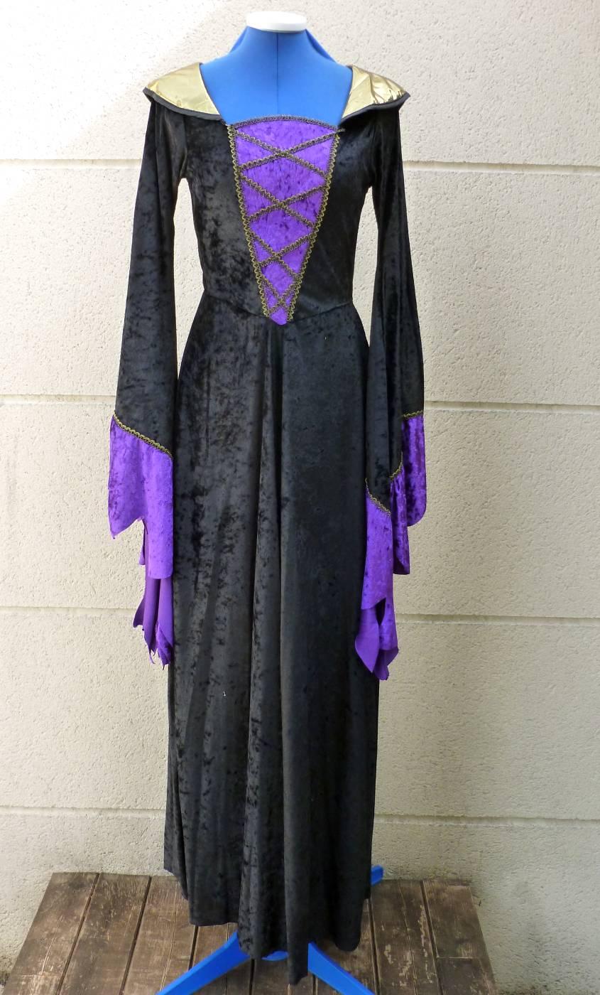 Costume-Nocturne-Médiévale
