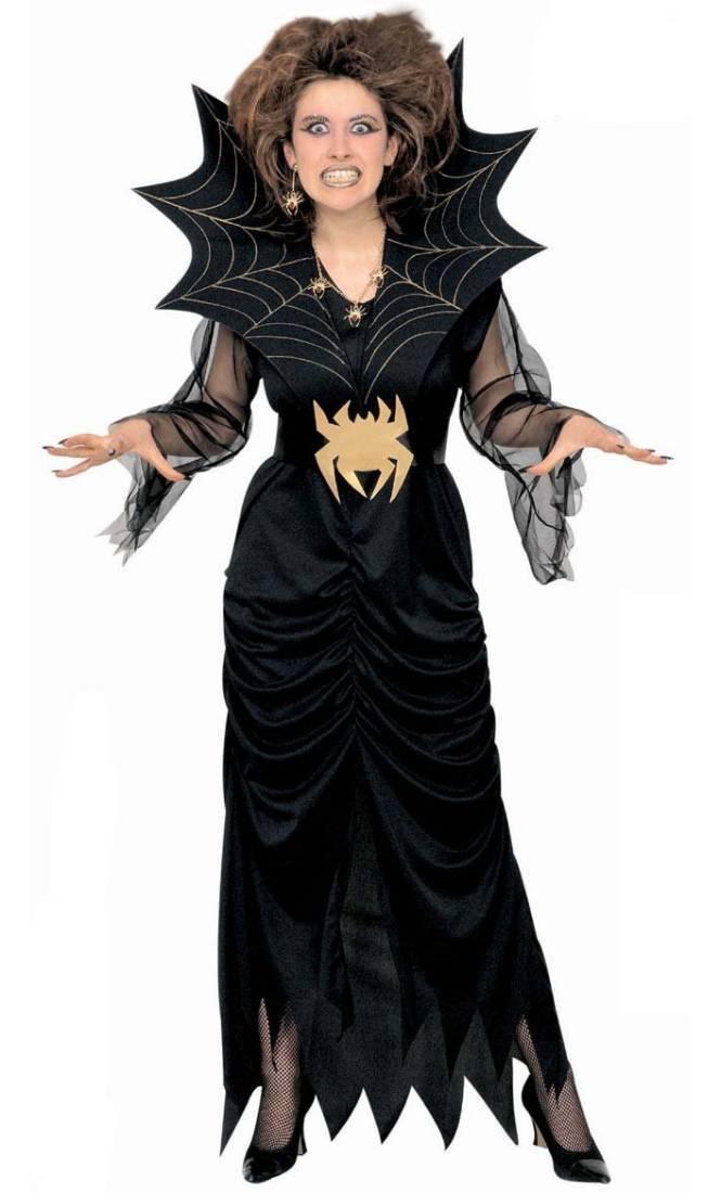 Costume de femme araignée xl - xxl