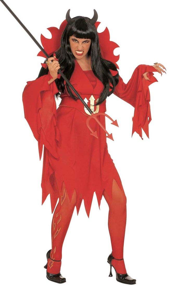 Robe-Diablesse-Femme