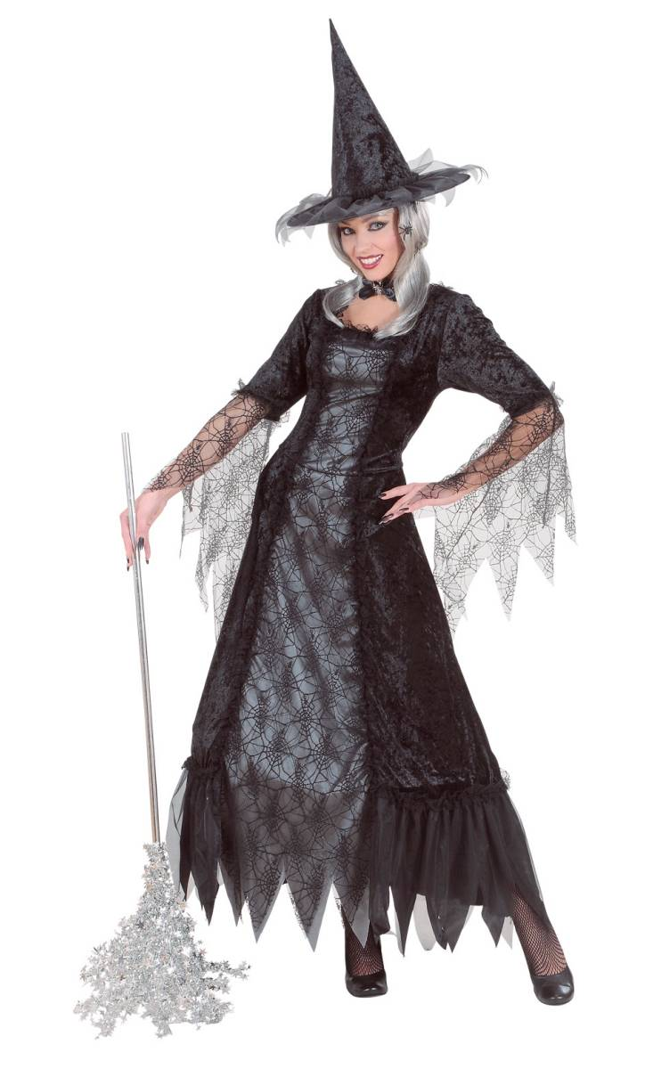 Costume sorcière halloween