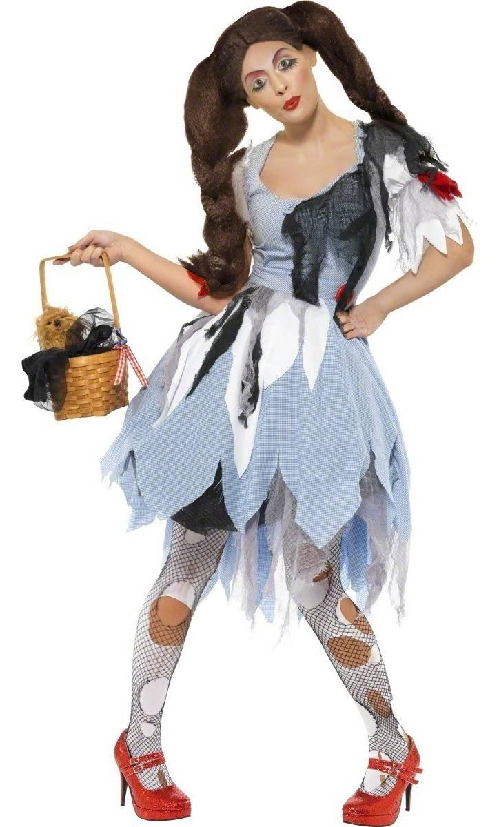 Costume-zombie-femme