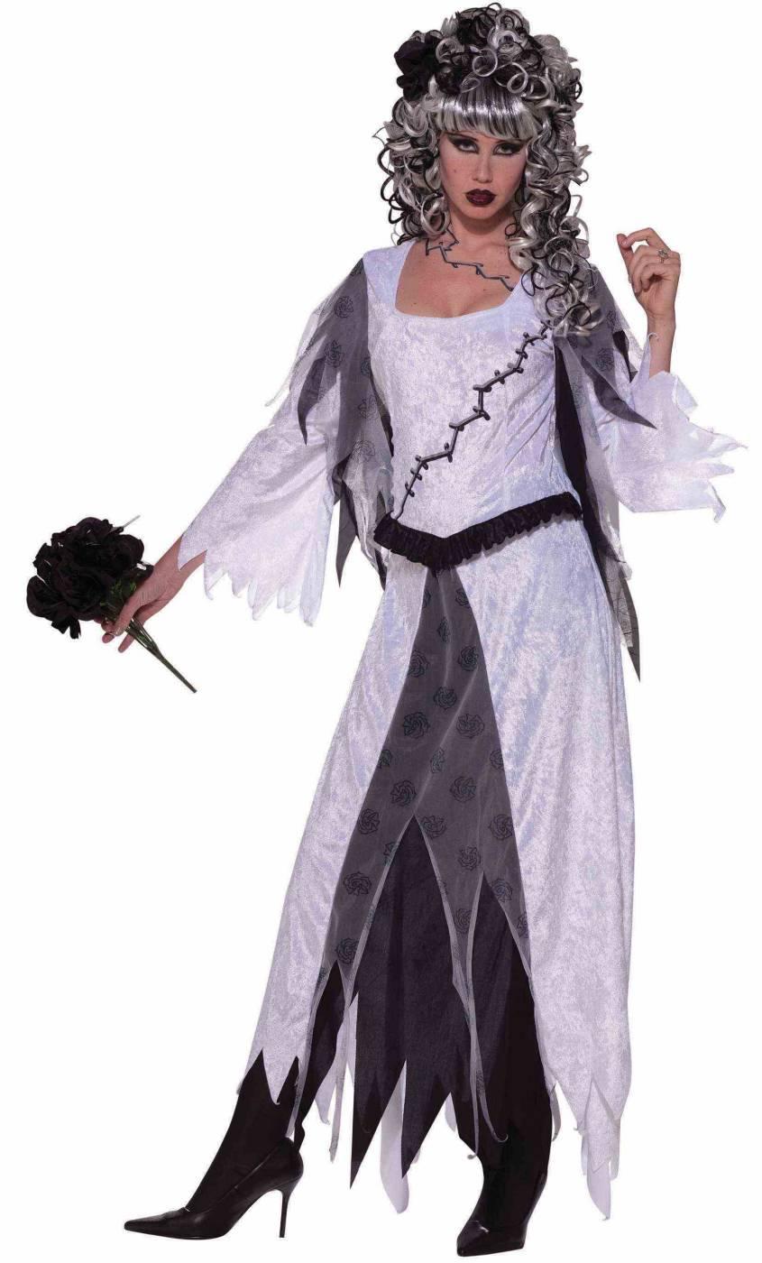 Costume-zombie-mariée