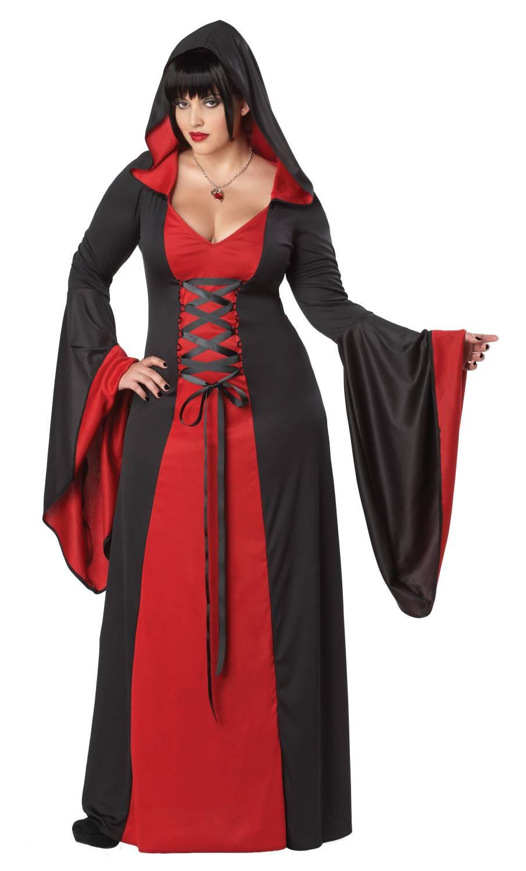 Costume-Sorcière-Maudite-XXL-XXXL