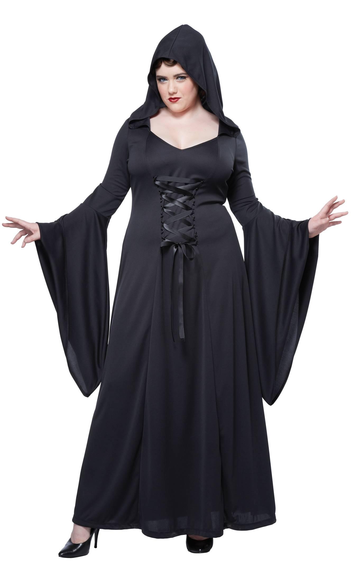 Costume-Maudite-Noire-XXL-XXXL