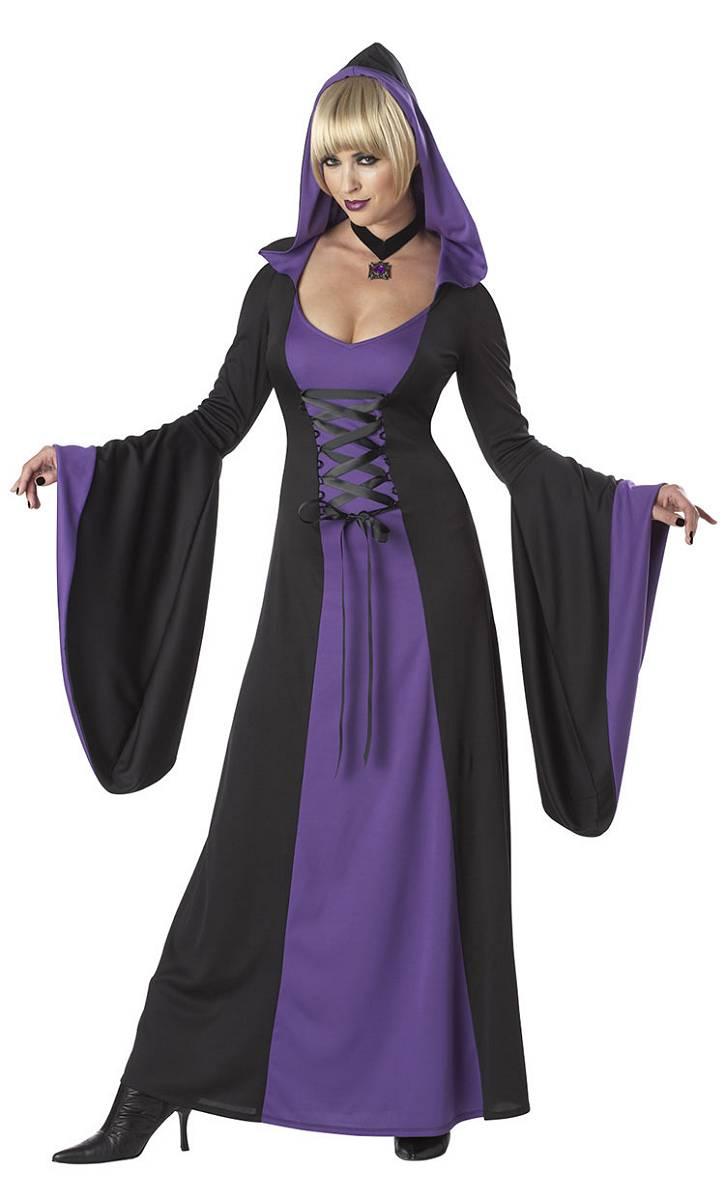Costume-Sorcière-Maudite-Violette