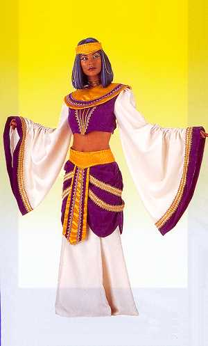 Costume-Néfertari