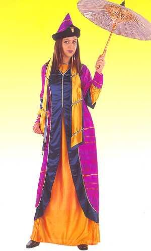 Costume-Mongole