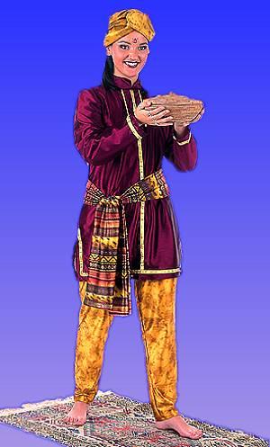 Costume-Hindoue