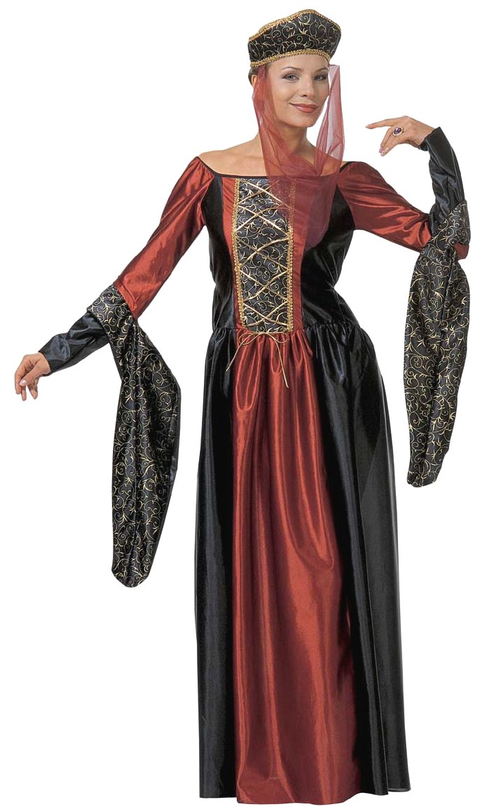 Robe-médiévale-Radegonde