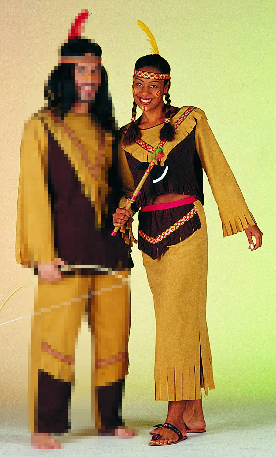 Costume-Indienne-Femme