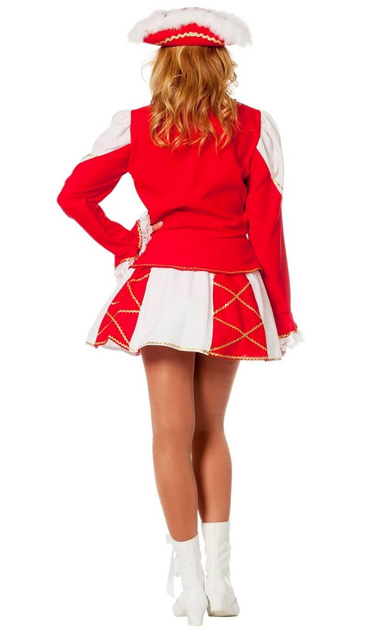 Costume-Majorette-Femme-rouge-2
