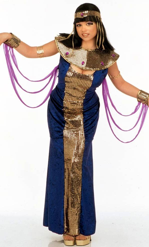Robe-Egyptienne-Femme