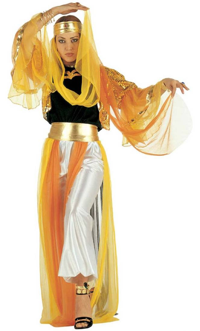 Costume orientale femme