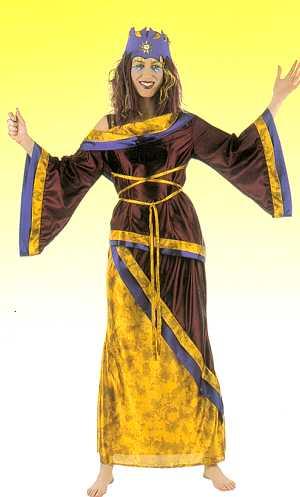 Costume-Prêtresse