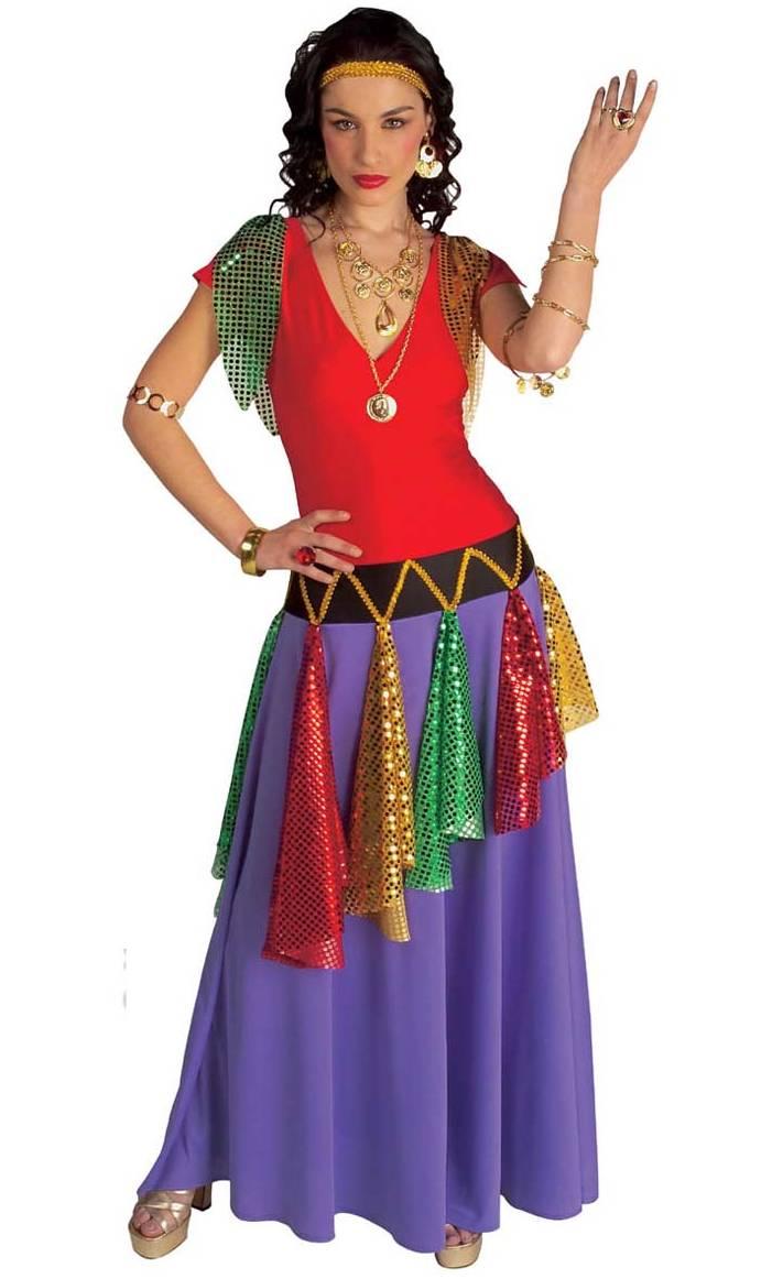 Costume-Gitane