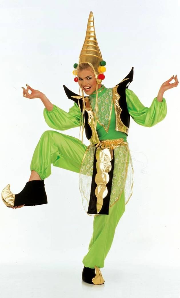 Costume-Thaïlandaise-Thaï-girl