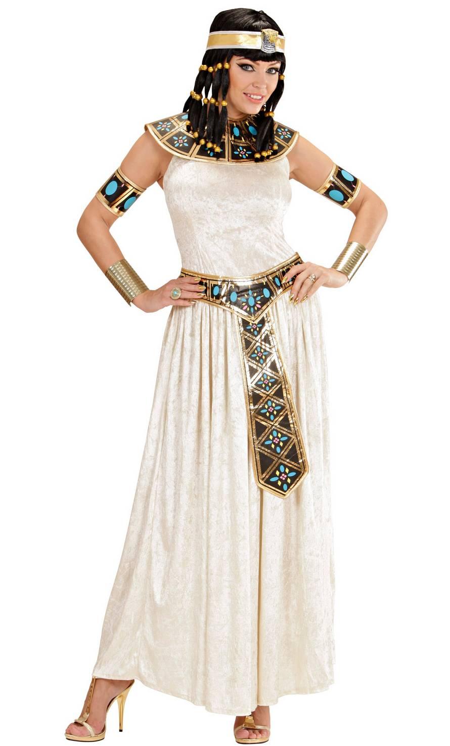 Déguisement-de-Néfertiti