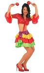 Costume-Brésilienne-Brasileira
