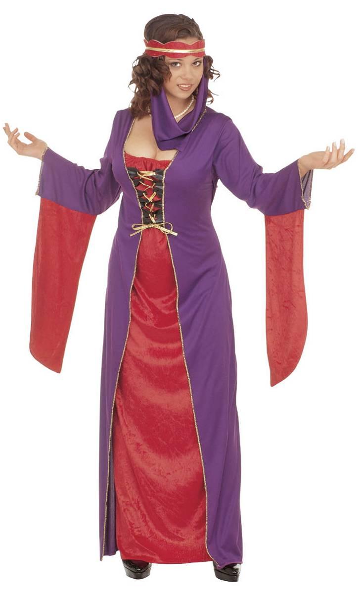 Costume-Méviévale-Lady-Marion