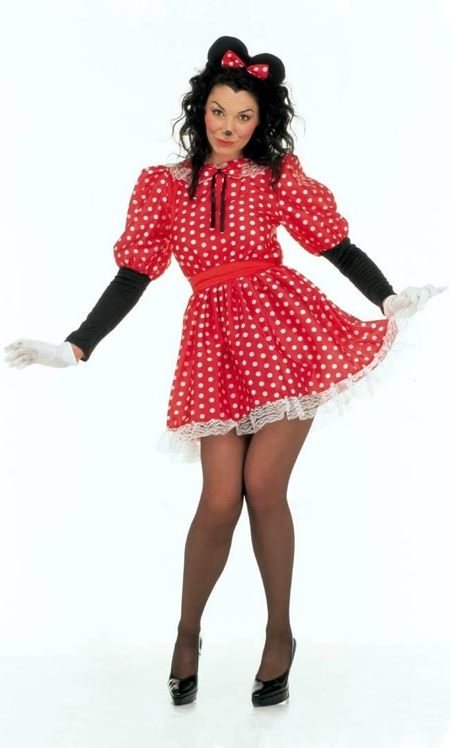 Costume de souris femme