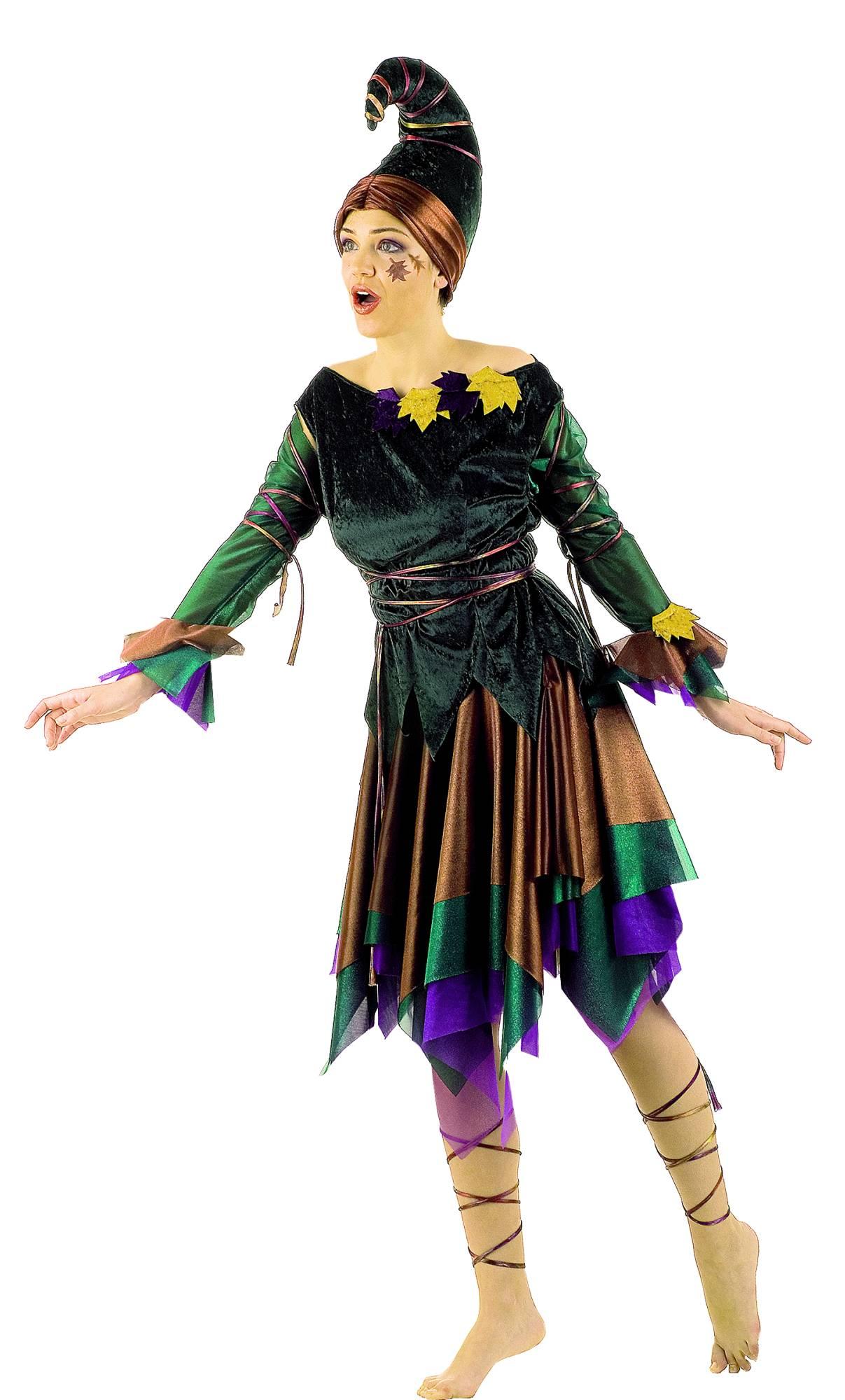 Elf-Kostüm-für-Damen