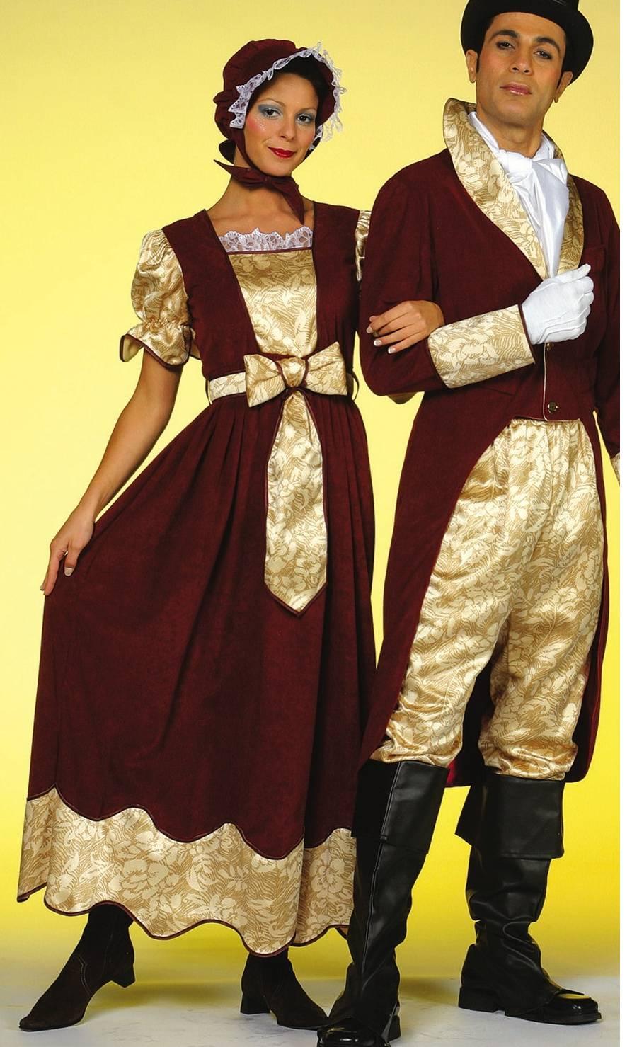 Costume-Dame-Empire