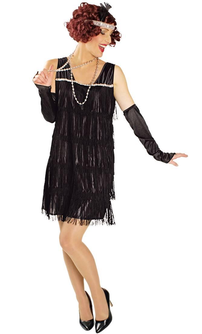 Robe-charleston-noire